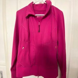 Nordstrom's Zella Pink NWT Jacket. Large